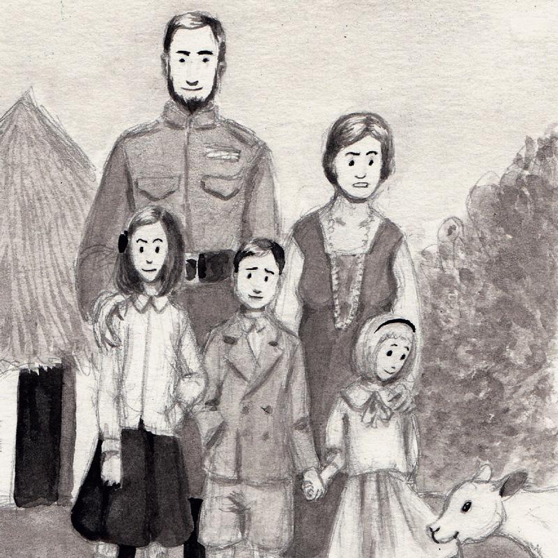 famiglia italiana ad addis abeba nel 1938